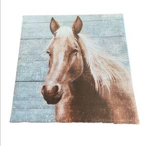 Horse Wall Art NWOT